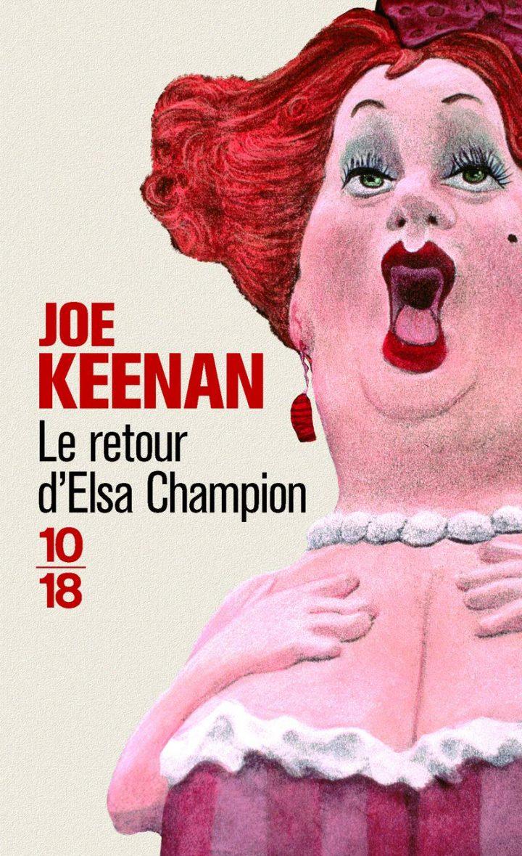 Le Retour d'Elsa Champion (de ParisDude)