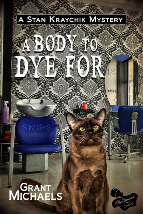 A Body To Dye For (de ParisDude)
