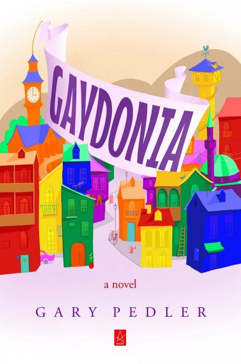 """""""Gaydonia"""", le nouveau roman de Gary Pedler"""